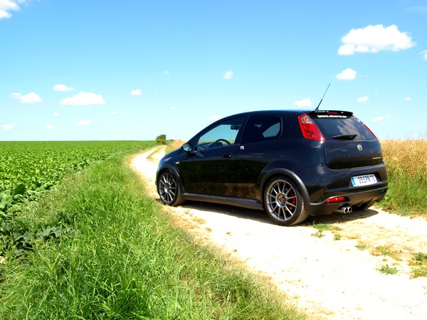 Abarth Grande Punto Essesse