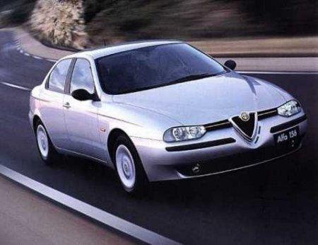 L'Alfa 156 : Voiture de l'année en 1998