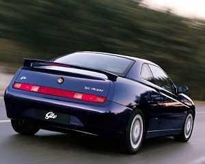 L'Alfa GTV