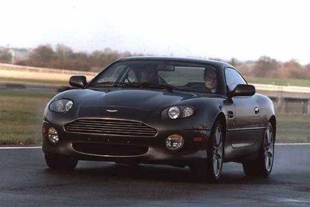 Aston Martin DB7 Vantage V12