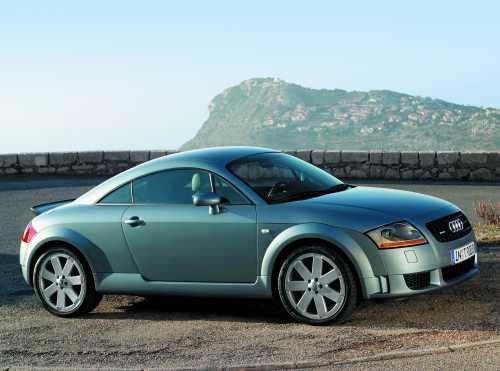 Audi TT V6 DSG