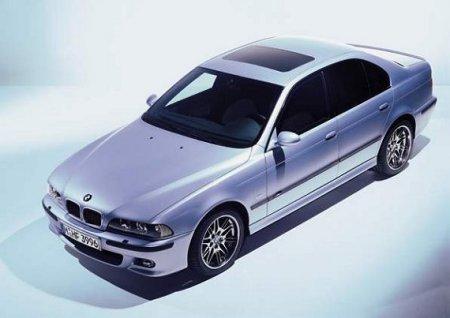BMW M5 (E39) : 400 ch