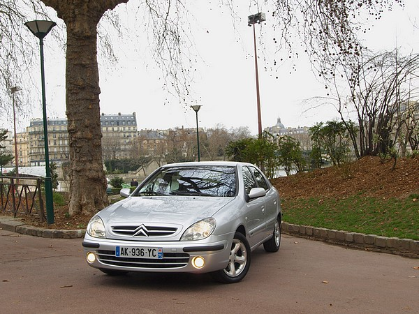 Citroën Xsara 2.0 16v Exclusive