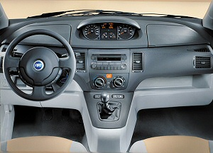 Intérieur Fiat Idea