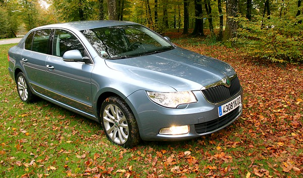 Skoda Superb 2.0 TDI 170 DSG