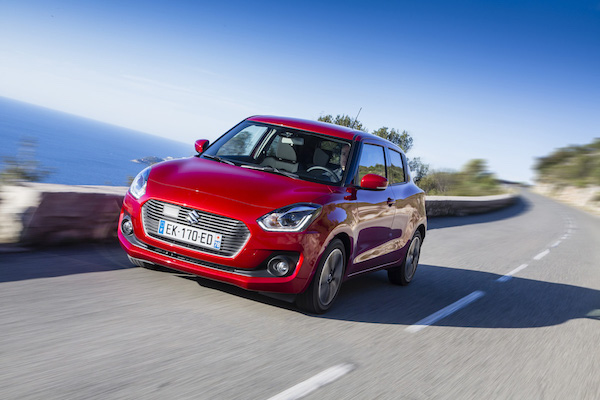 Suzuki Swift 1.0 BoosterJet Pack