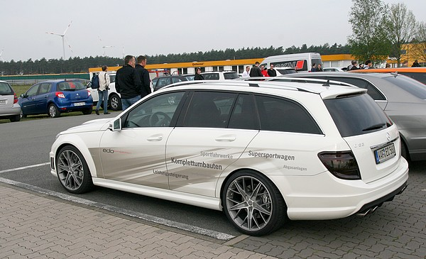 Mercedes C63 AMG Edo Competition