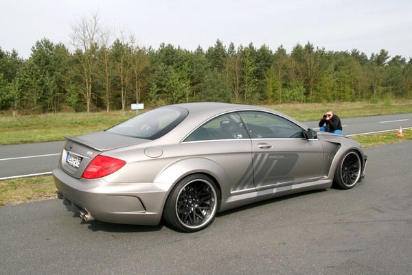 Mercedes CL63 Prior Design