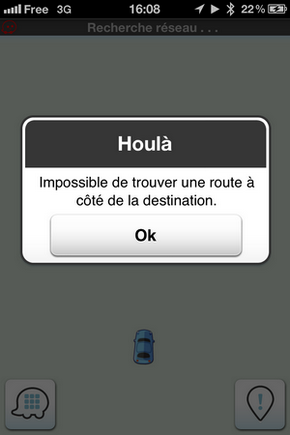 guide des applications de navigation gps pour iphone autoweb france. Black Bedroom Furniture Sets. Home Design Ideas