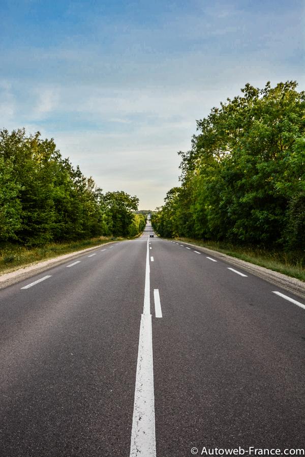 La Route Nationale 6 Autoweb France