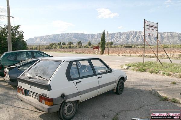 Photos diverses et vari es de la nationale 7 autoweb france for Garage citroen nation