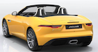 Jaguar F-Type P575 Convertible