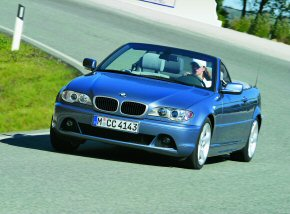 BMW 320Cd Cabriolet