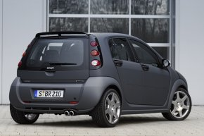 Smart Forfour SBR