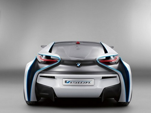 Concept Car BMW EfficientDynamics
