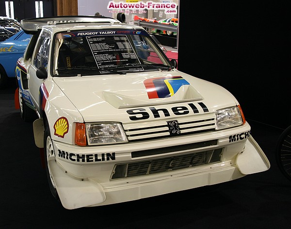Peugeot 205 Turbo 16 Evolution 2