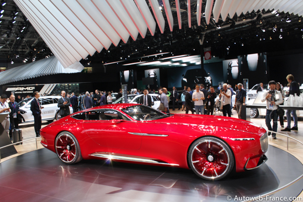 Mercedes Maybach Vision6