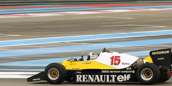 World Series by Renault, Alain Prost